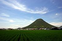 飯野山(讃岐富士)